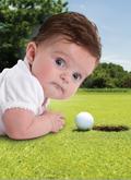 Golf-baby